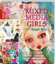 Mixed Media Girls mit Suzi Blu