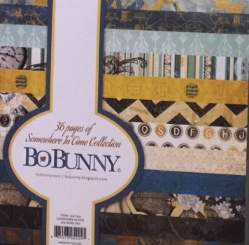 Bo Bunny Block Somewhere in Time Collection